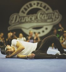 FPDC - Ian Eastwood solo during his class