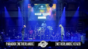 Paradox vs Kenzo | Finals of All Styles Battle 2016